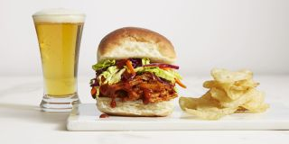 Philly Style Pulled Beef Sandwiches Recipe