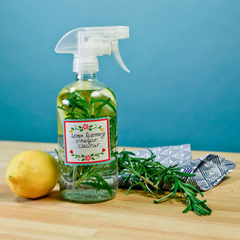 Scented Diy Vinegar Cleaners Diy Natural Home Cleaners