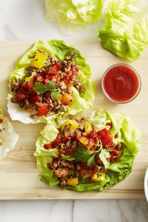 how to make thai lettuce wraps