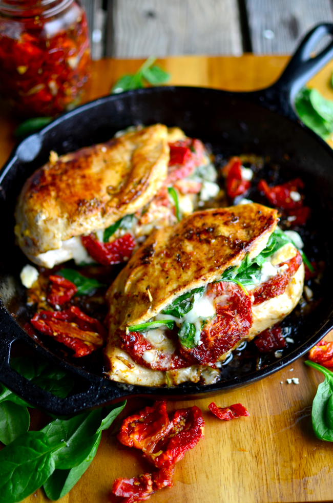 Quick and easy recipes for chicken breast