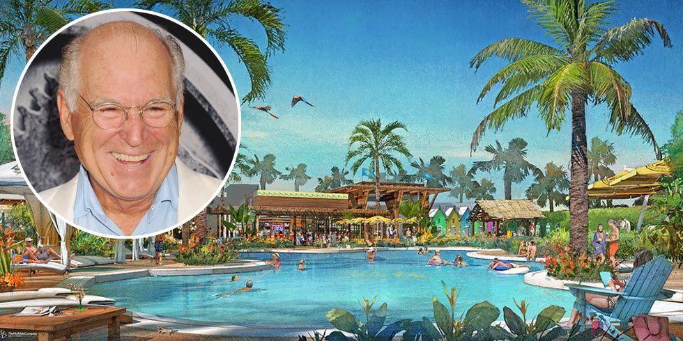 Jimmy Buffett Retirement Community Margaritaville