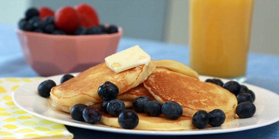 Easy pancake mix recipes