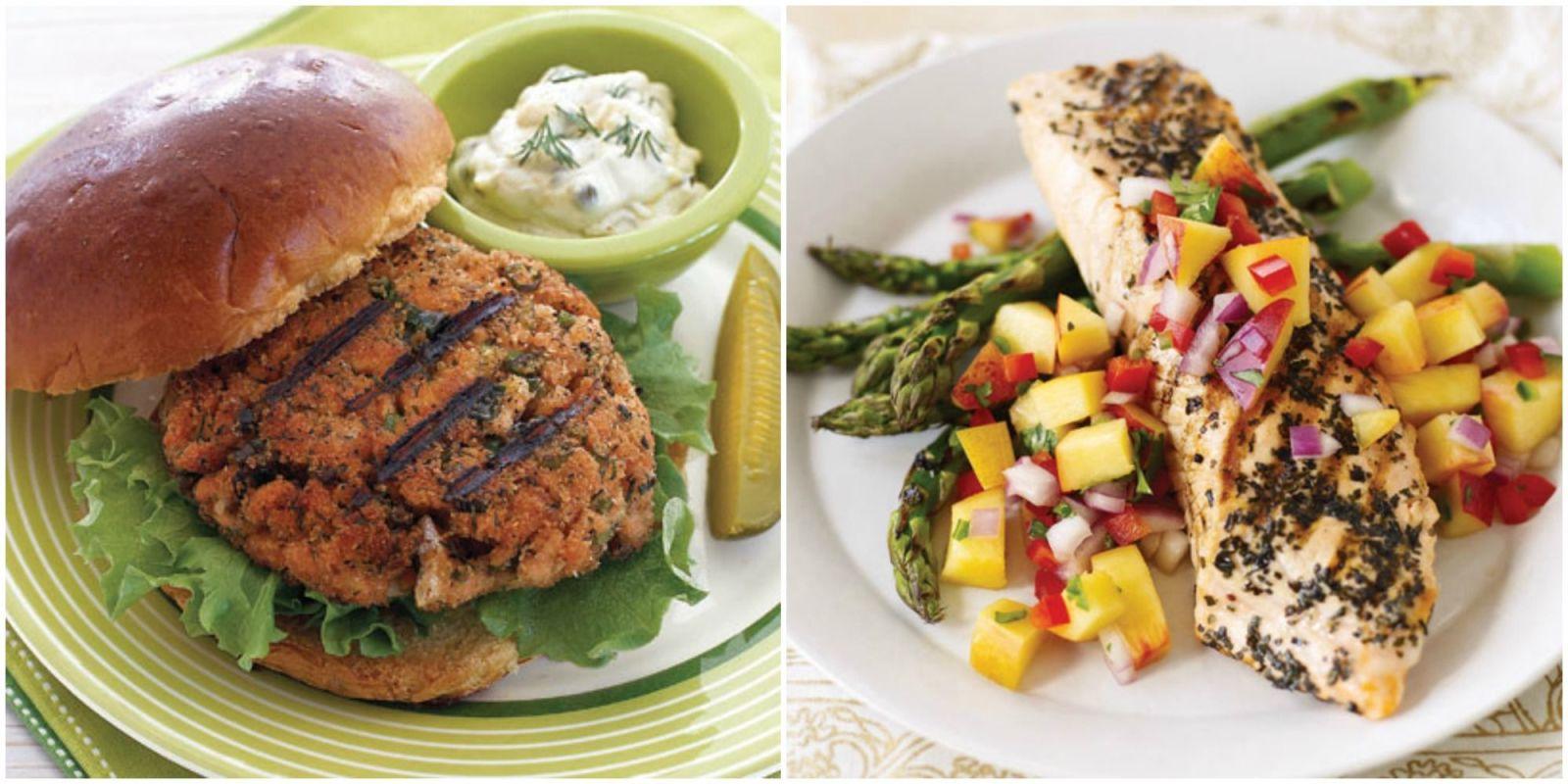 Fried fresh salmon recipes food fish recipes for Fresh fish recipes