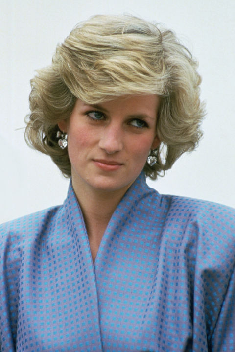 25 Beauty Secrets From Princess Diana The Royal S Best