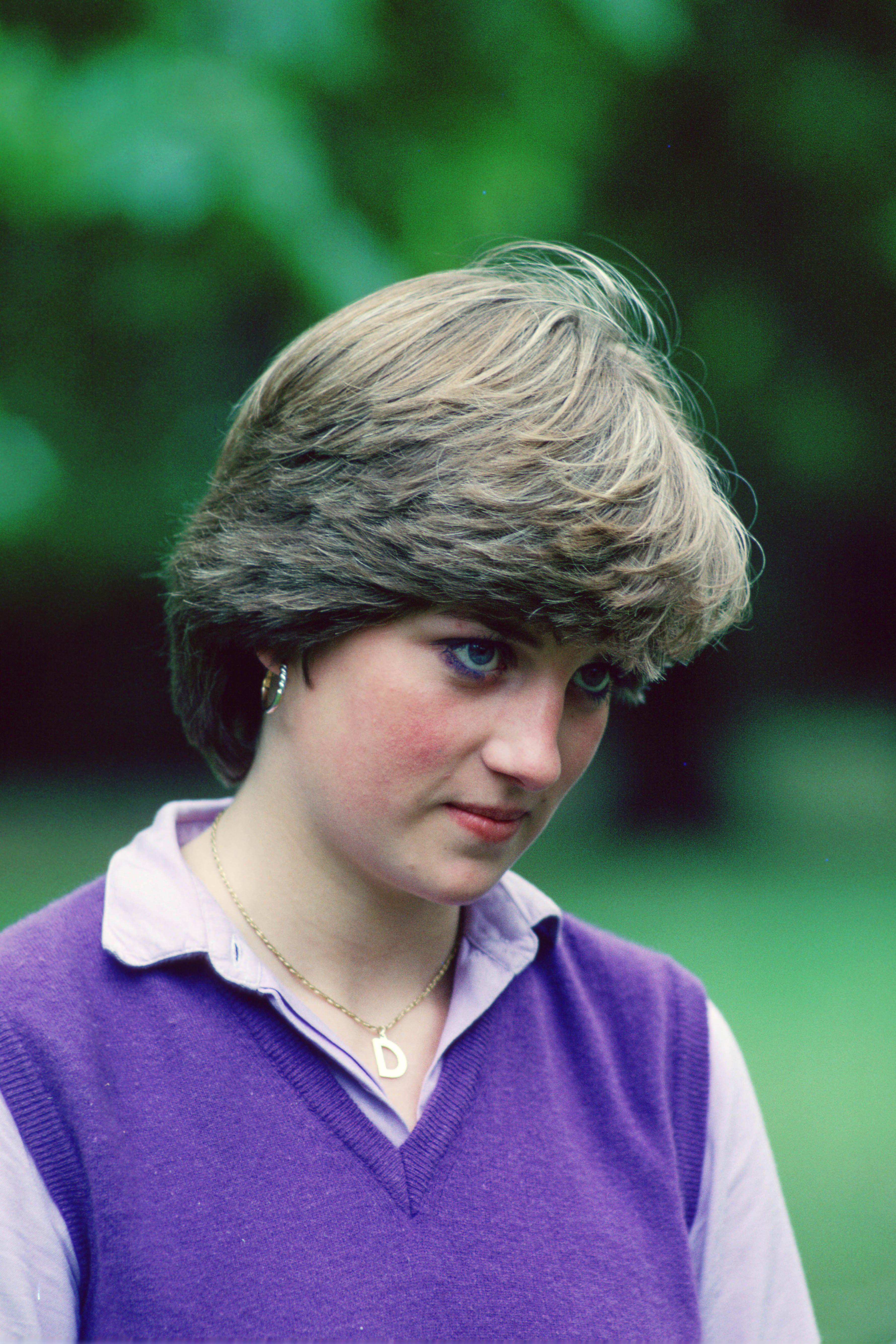 Diy Teenage Bedroom Ideas Princess Diana S Hair Though The Year Diana Princess Of