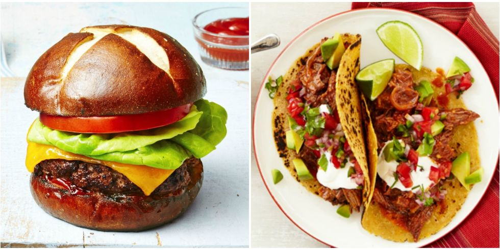 50 Easy Ground Beef Recipes - Best Dinner Ideas With Ground Beef
