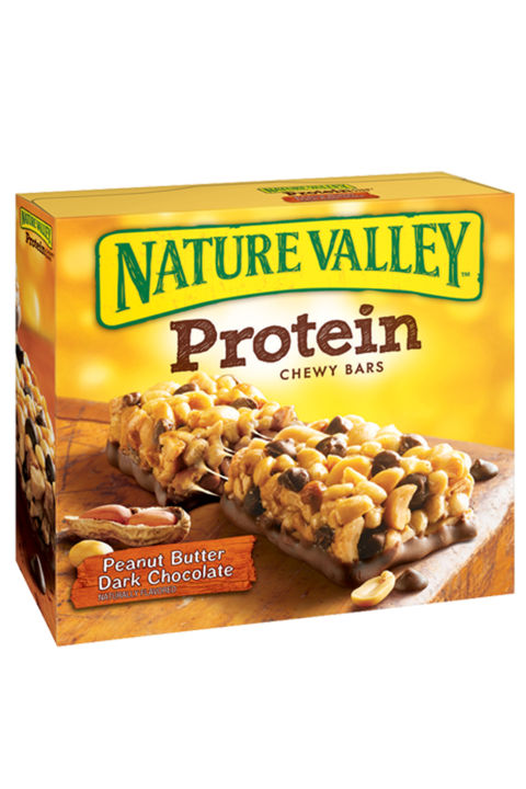 Nature Valley Fruit And Nut Bars Good For You