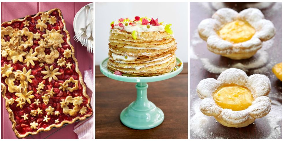 20 Cute Mothers Day Dessert Recipes