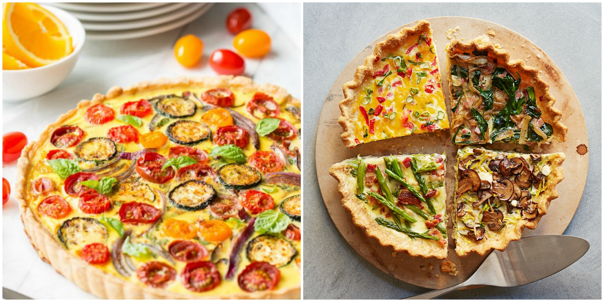 20 quiches that will elevate your brunch game quiche recipes for Decoration quiche