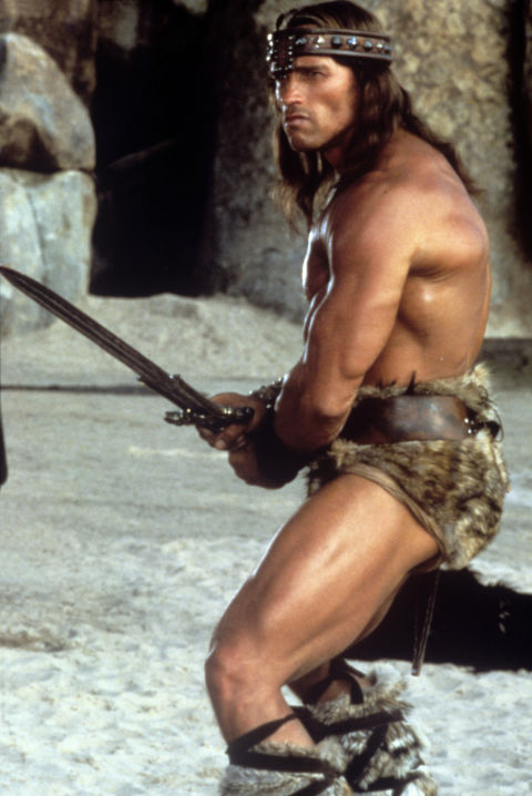 Interestingly, the '80s brought a whole new vocabulary for describing the male physique. And the buff-est of them all? Arnold.  Here is heartthrob that was most popular the year you were born »