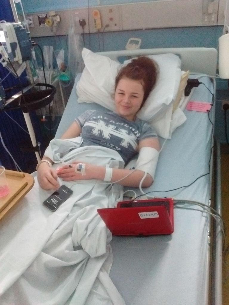 Toxic Shock Syndrome Nearly Kills Teen Molly Pawlett