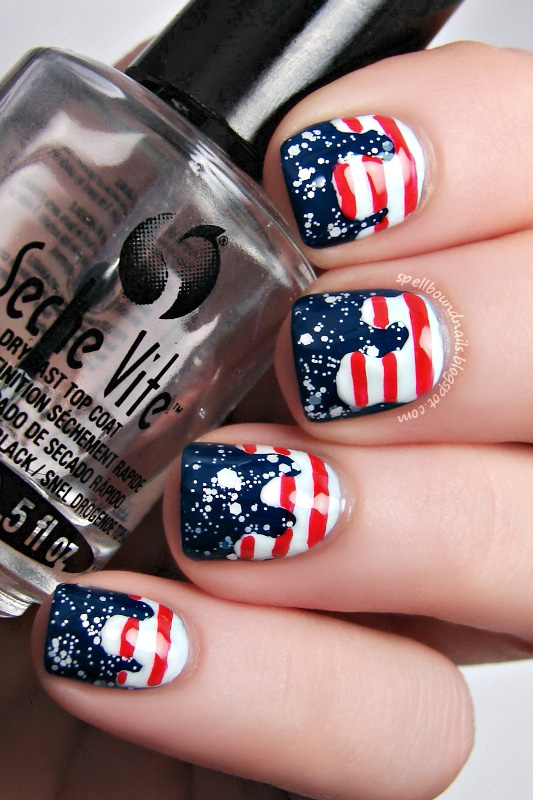 10 best 4th of july nail art designs cool ideas for patriotic 10 best 4th of july nail art designs cool ideas for patriotic fourth of july nails prinsesfo Gallery
