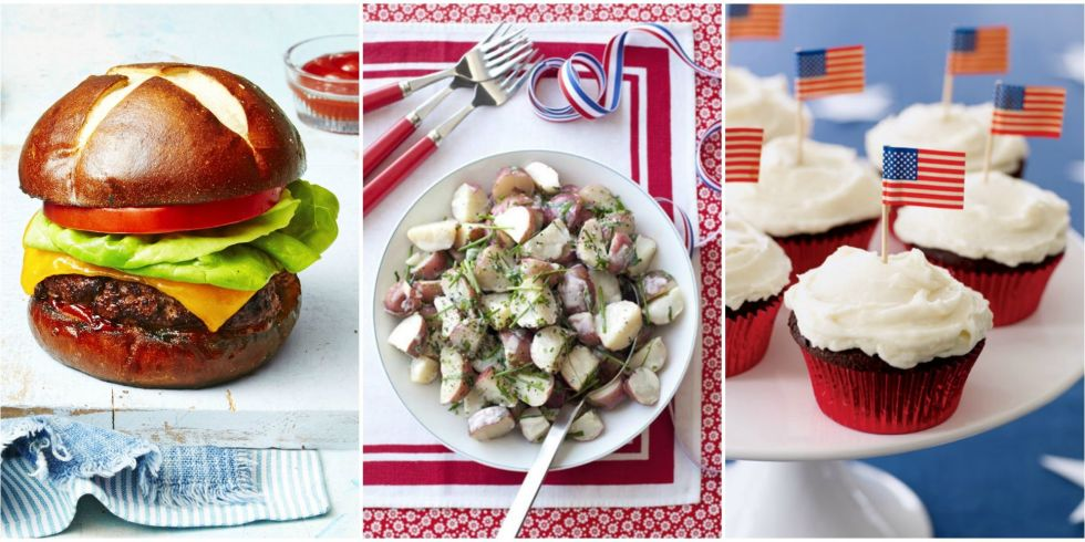 50 Easy 4th Of July Recipes