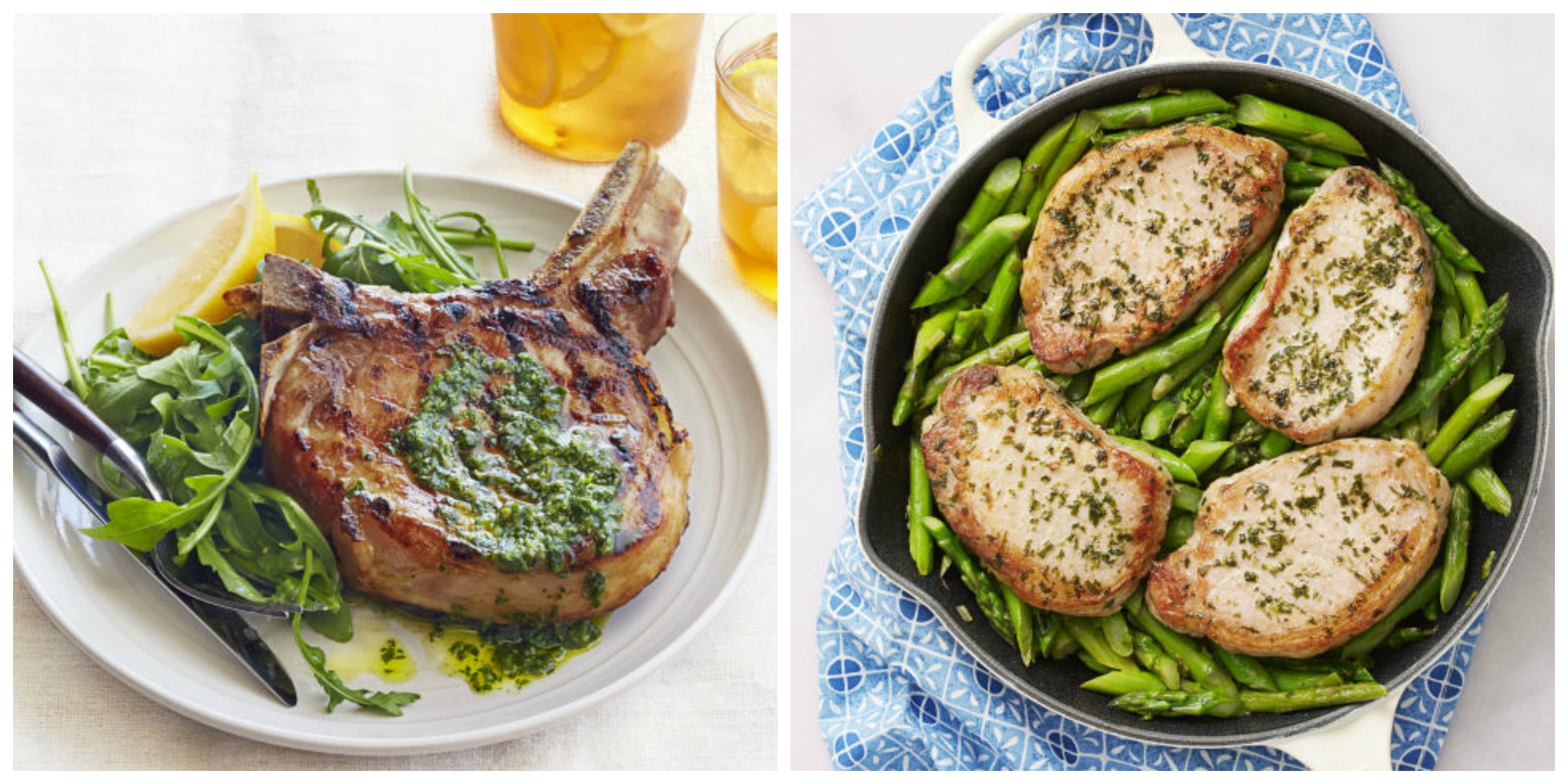 how to cook pork chops easy
