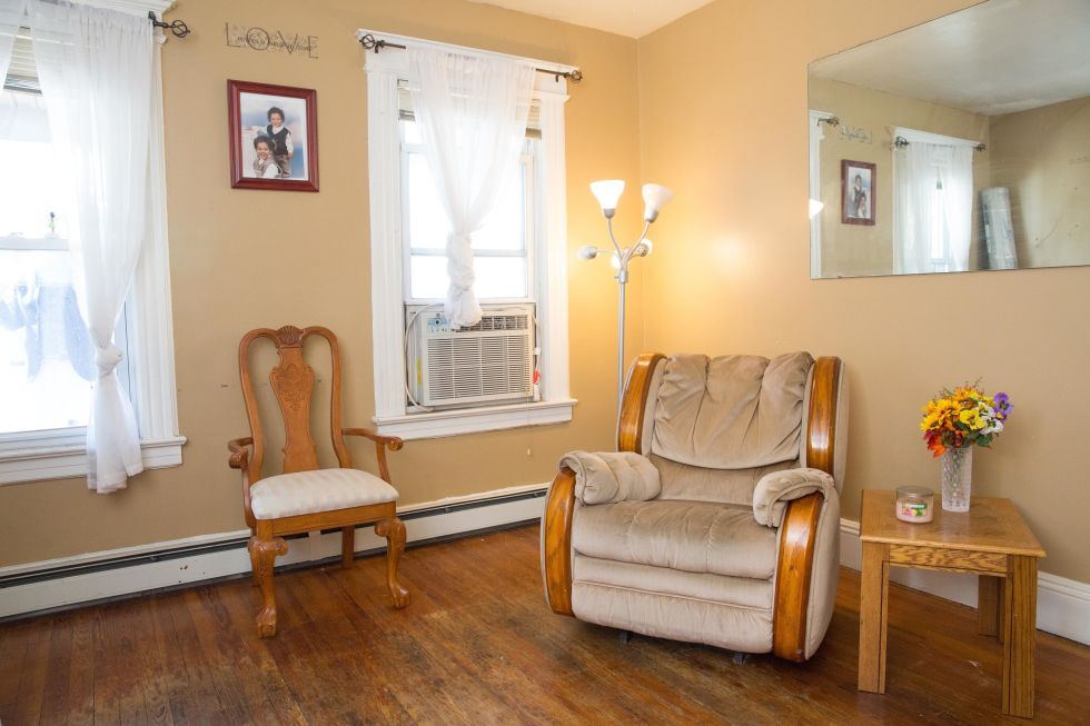 Nurses Week Living Room Makeover