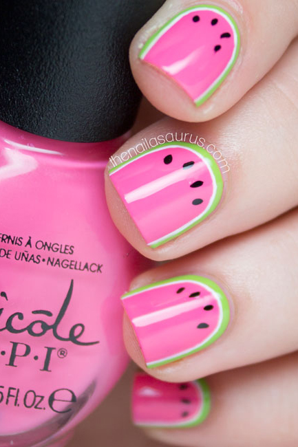 30 summer nail designs for 2017 best nail polish art ideas for 30 summer nail designs for 2017 best nail polish art ideas for summer prinsesfo Images