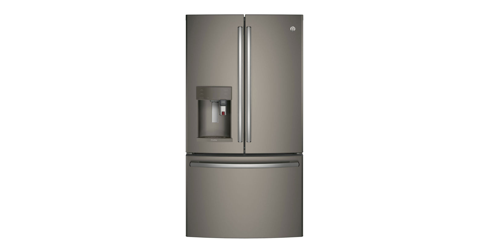 Ge Profile Series Energy Star 27 8 Cu Ft French Door