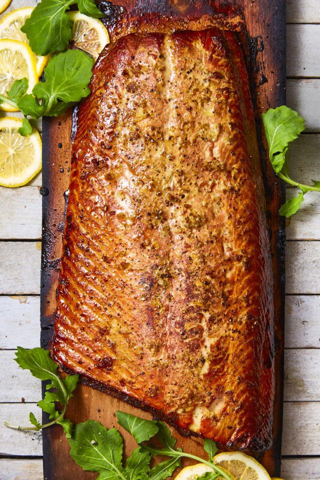 Best honey ginger cedar plank salmon recipe how to make honey honey ginger cedar plank salmon ccuart Gallery