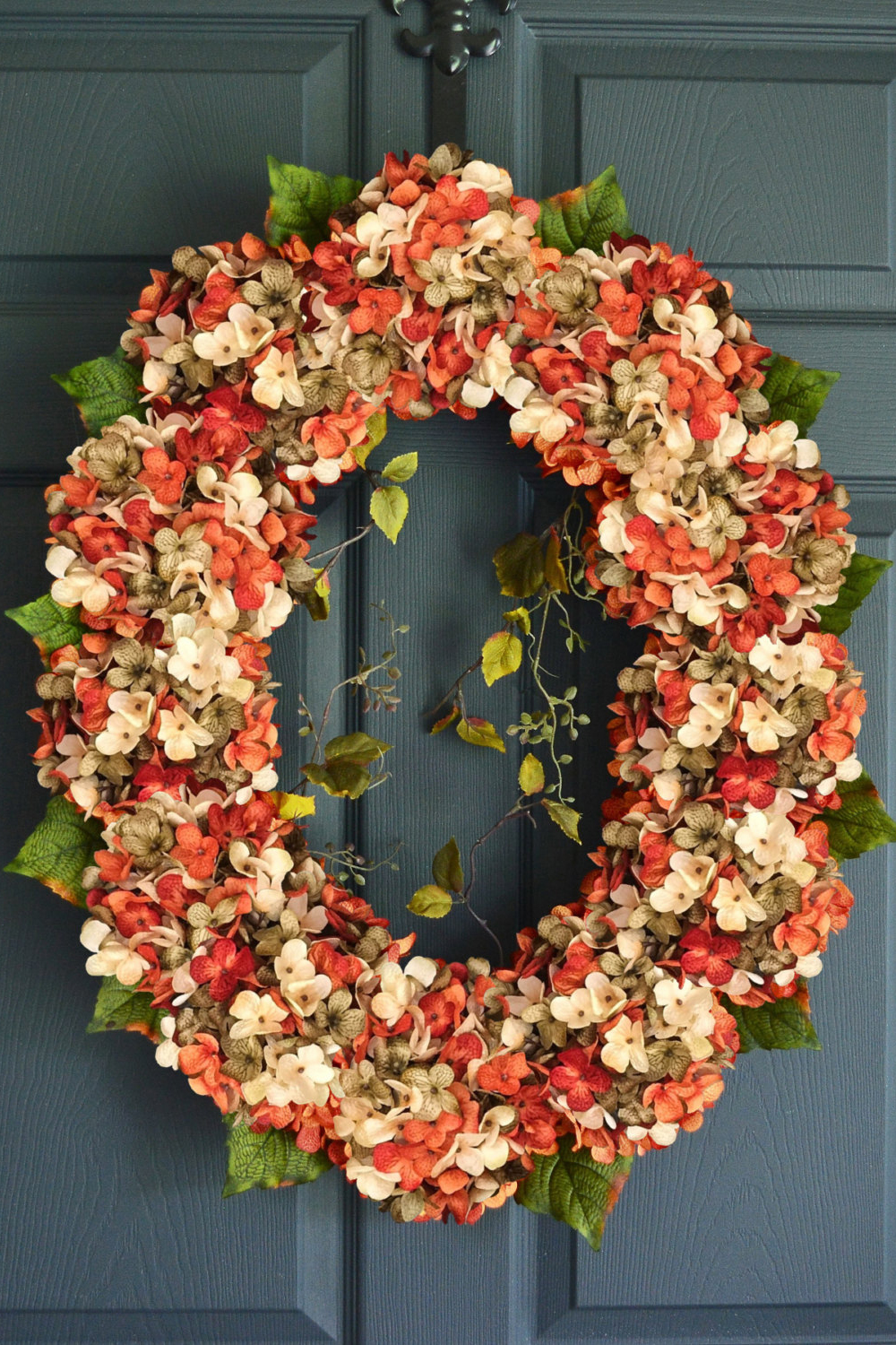 26 Easy DIY Fall Wreaths - Best Homemade Wreaths for Fall