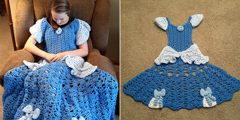 These Disney Princess Crochet Blankets Are Just Too Cute