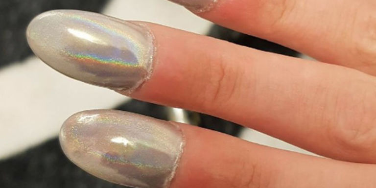 ... 100 nail designs nail art ideas and care tips; round ... - Round Nails Designs - The Nail Collections