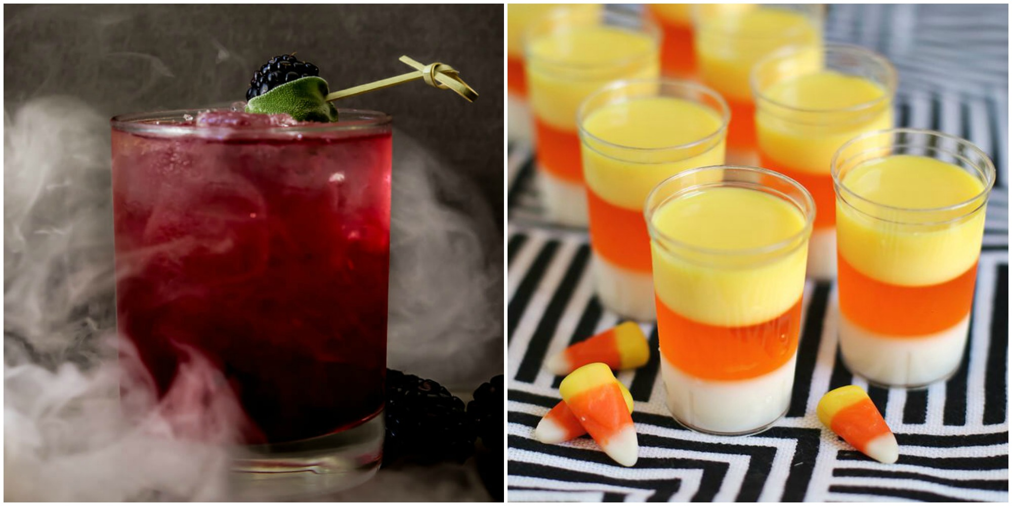 35 Easy Halloween Cocktail Recipes Best Halloween Party