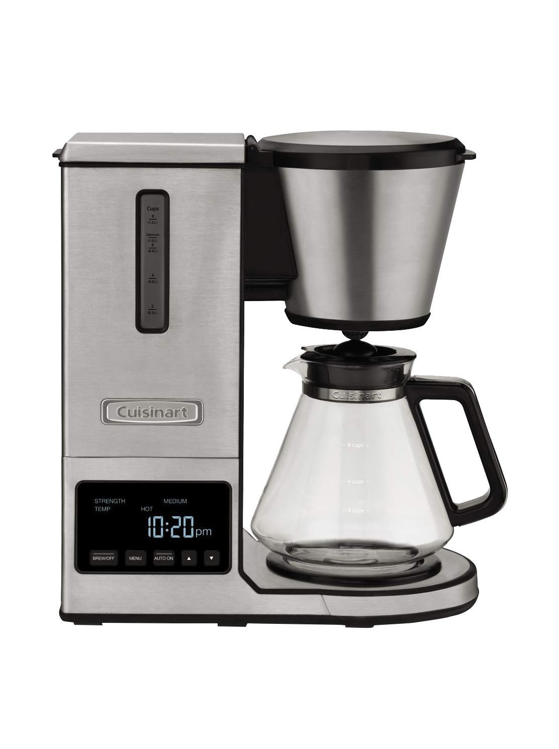 Cuisinart Pure Precision Pour Over Coffee Brewer Review, Price and Features - Pros and Cons of ...