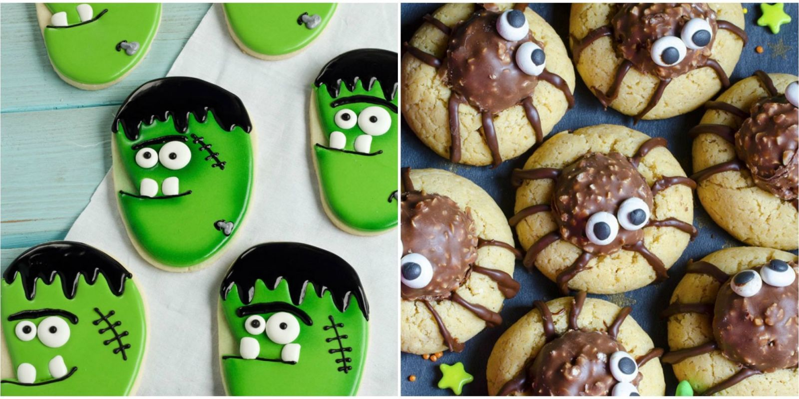 26 Homemade Halloween Cookie Ideas - Recipes & Decorating Tips for ...