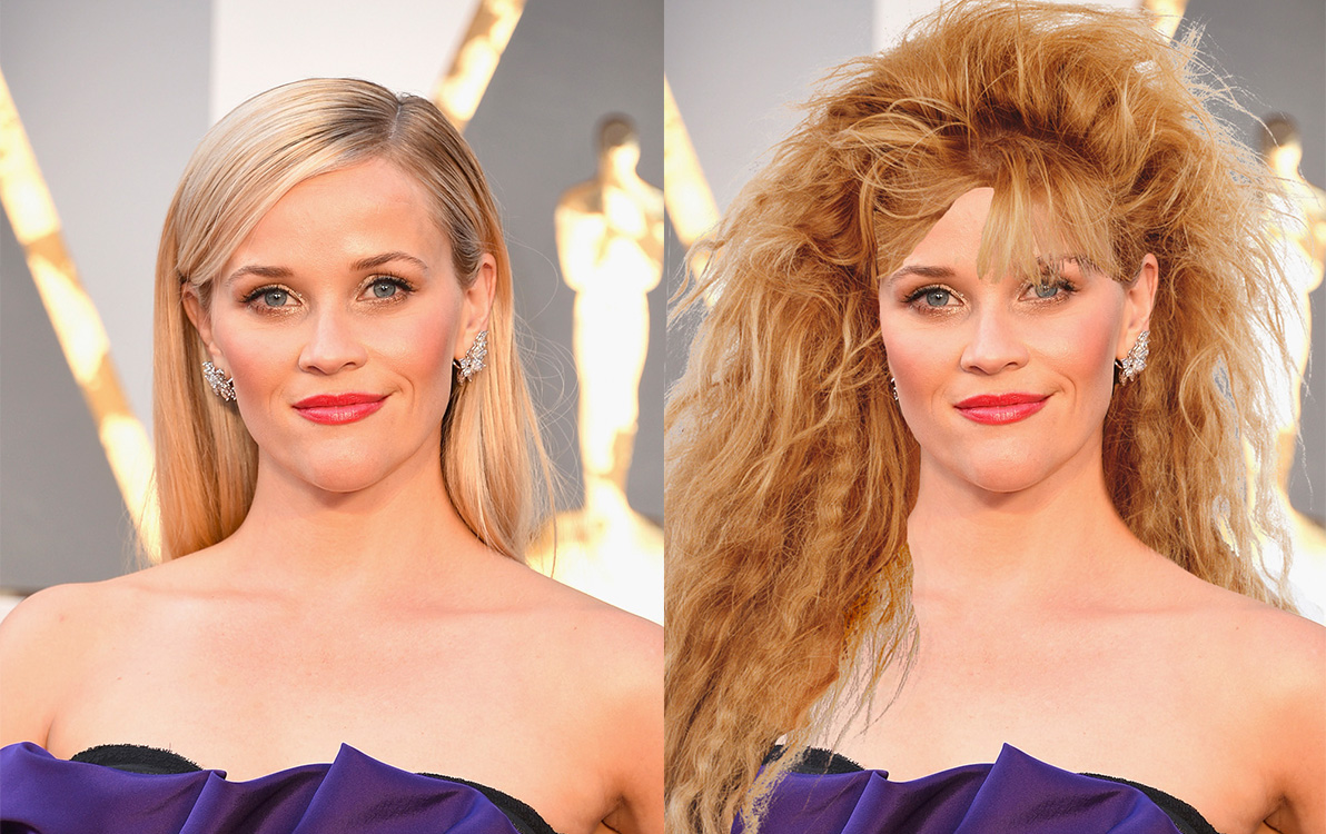 Easy 80s Hairstyles For Short Hair: 15 Celebrities With '80s Hair
