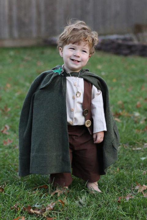 hobbit costume for kids