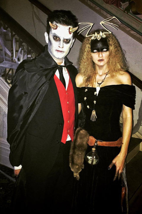 55+ Cute Halloween Costumes for Couples 2017 - Best Ideas for ...