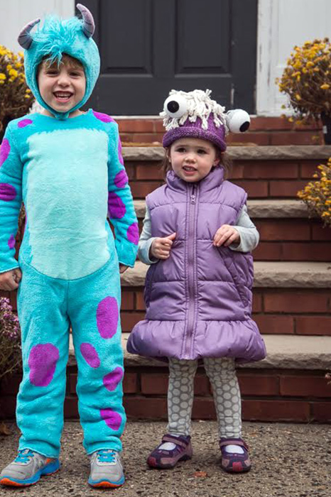boo from monsters inc - Boo Halloween Costumes