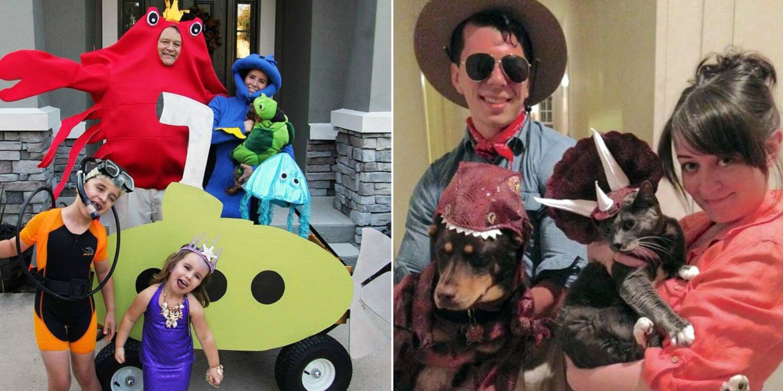 15 Group Halloween Costumes for Family - Halloween Costume Ideas ...