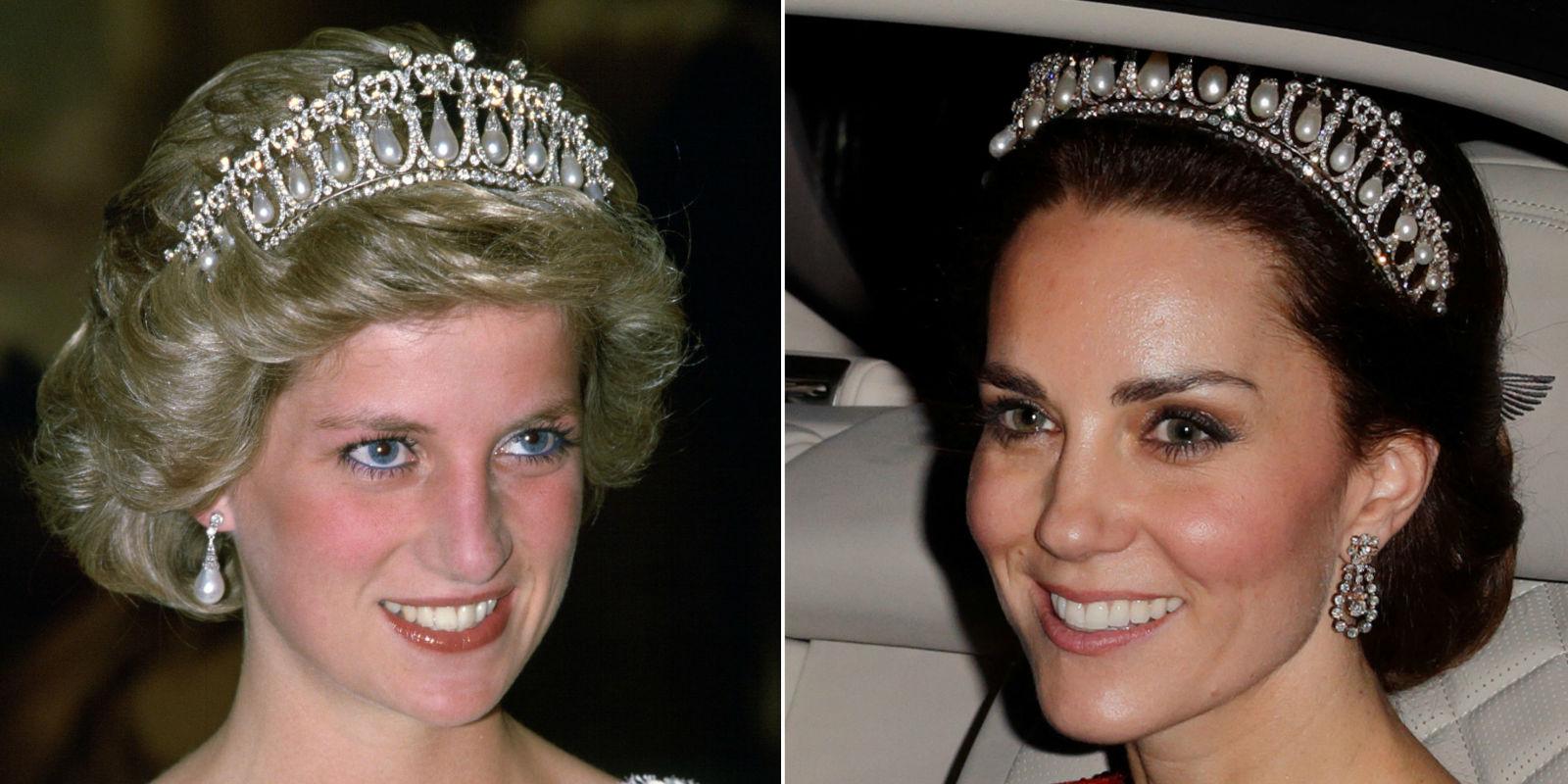 10 Ways Kate Middleton Is Like Princess Diana Duchess Of