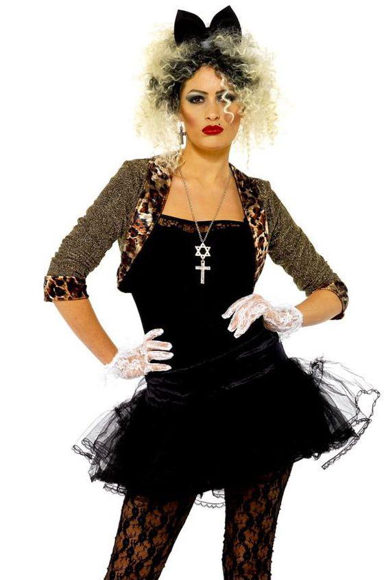 Joan Jett Costume