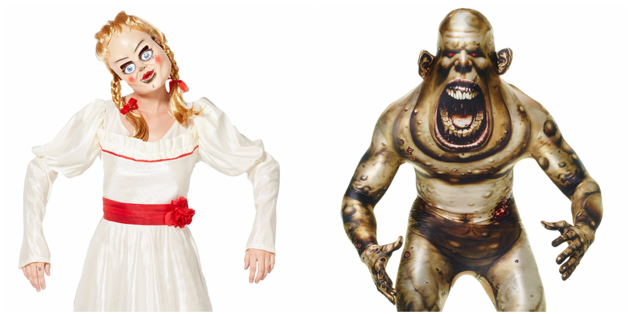 20 Scary Halloween Costume Ideas That Will Seriously Spook