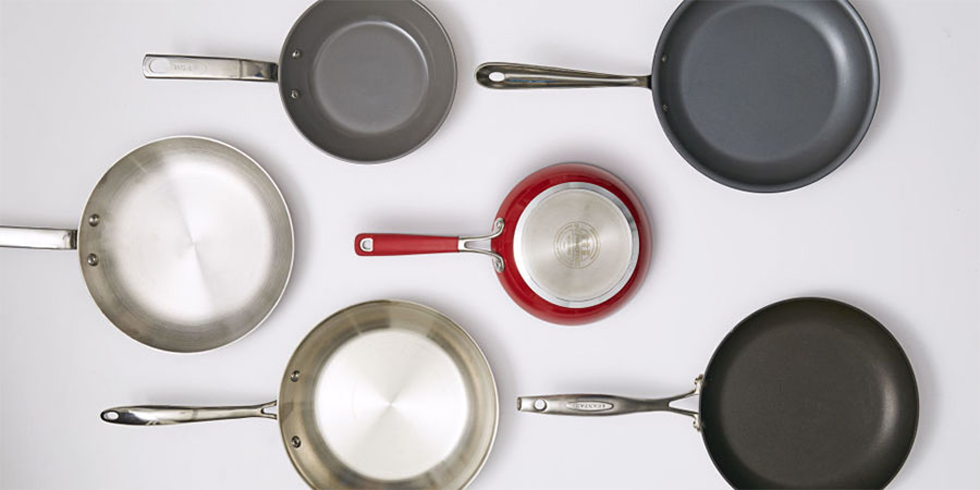 45 photos - Non Stick Frying Pan