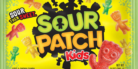 The Tiny Detail On Sour Patch Kids Thats Driving The Internet Wild