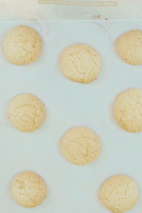 Turn Cake Mix Into Cookie Dough