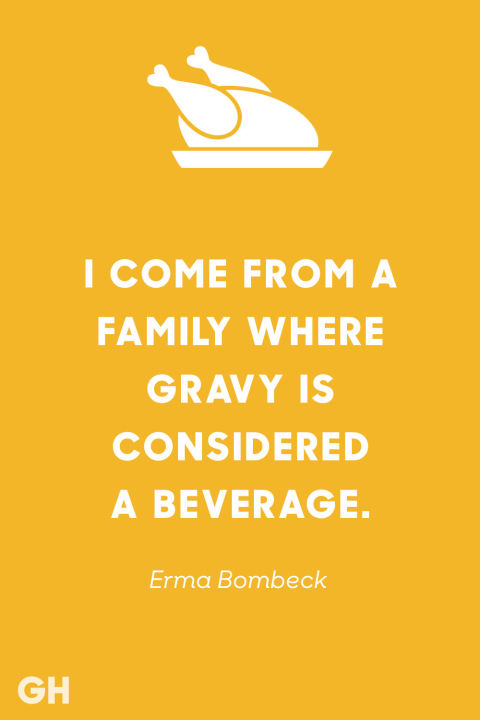 Erma Bombeck Thanksgiving Quote