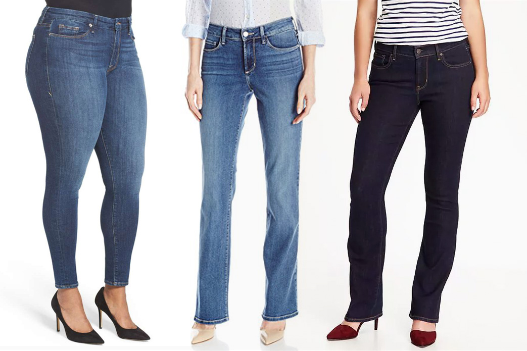 Oct 02,  · Muffin Top: Low-rise jeans will have you spilling all over the place, while high-rise jeans (also known on as high-waisted) will only exaggerate the problem. Your best friend is a pair of mid-rise.