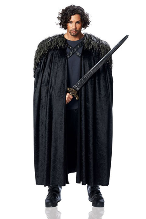 16 best game of thrones costumes for halloween 2017 easy game jon snow solutioingenieria Images