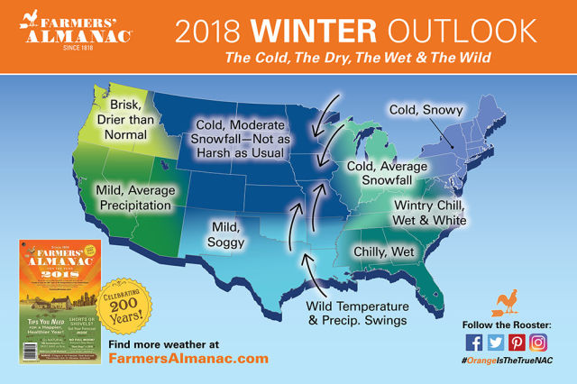 Winter 2017-2018 Is Going to Be Extra Awful - Accuweather Releases ...