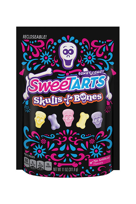sweetarts skulls bones - 2017 Halloween Candy
