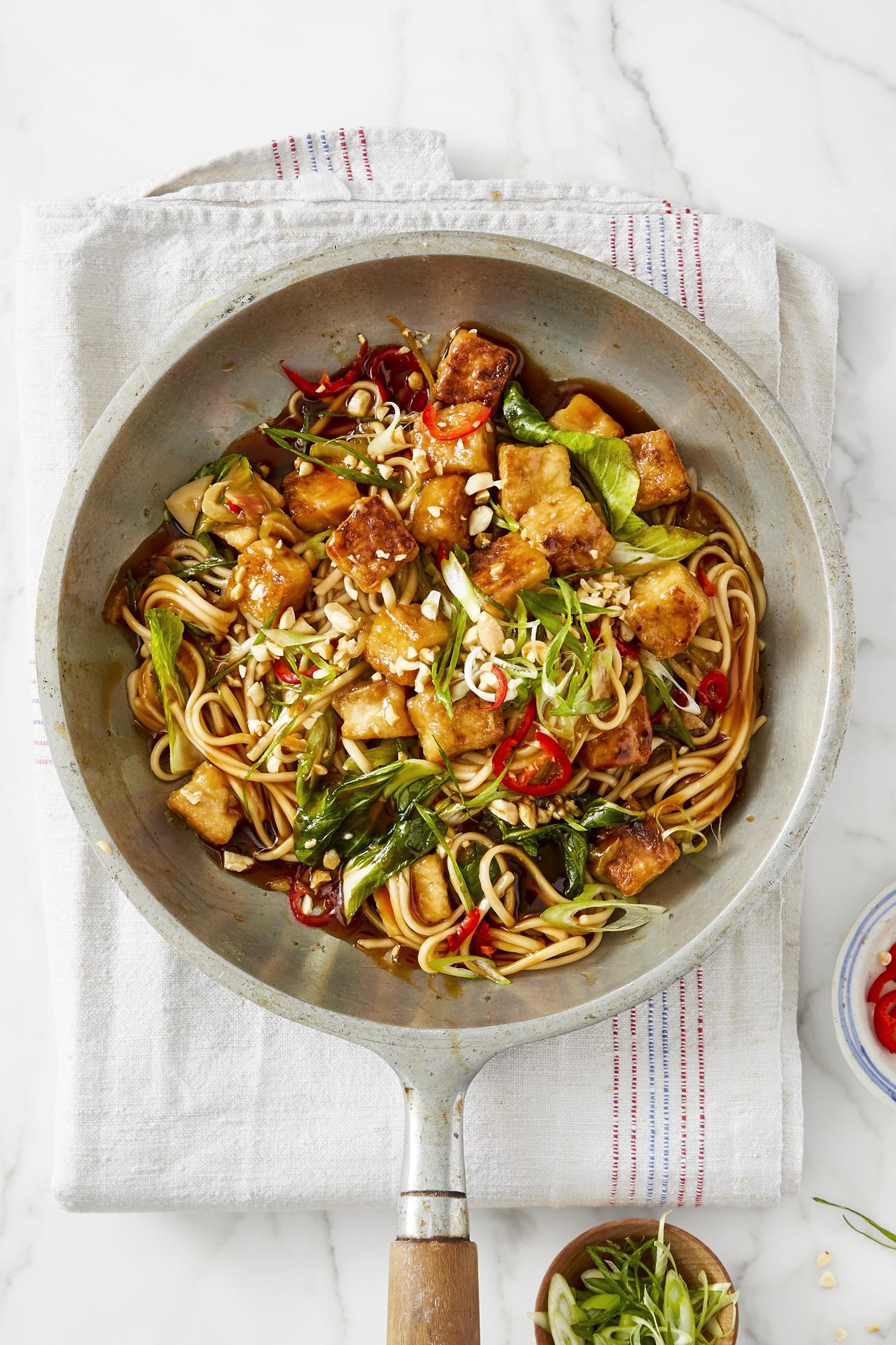 Vegetarian Recipes With Tofu