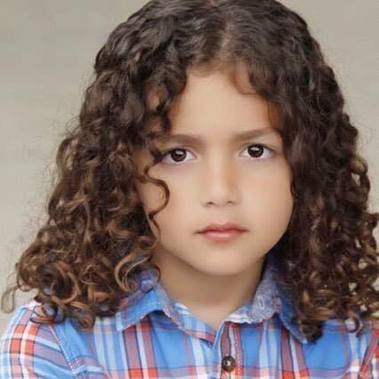 little boy's school told him to cut hair  boy growing out