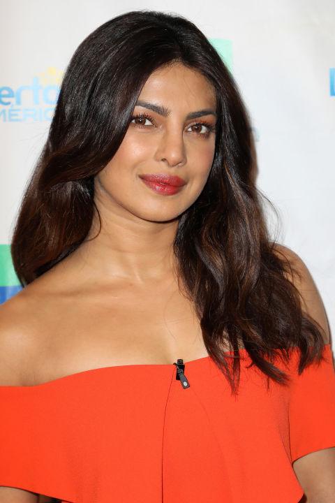 21 dark brown hair colors celebrities with dark brown hair priyanka chopra pmusecretfo Choice Image