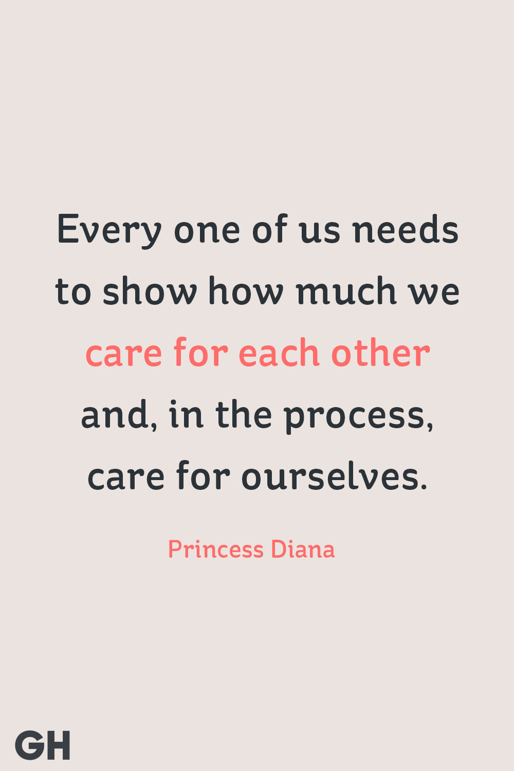 Quotes About Caring Enchanting 19 Princess Diana Quotes  Quotesand About Diana Princess Of