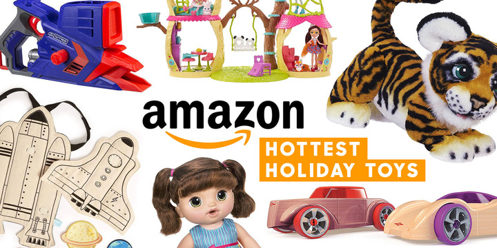 Popular Christmas Toys : Amazon top christmas toys most popular holiday