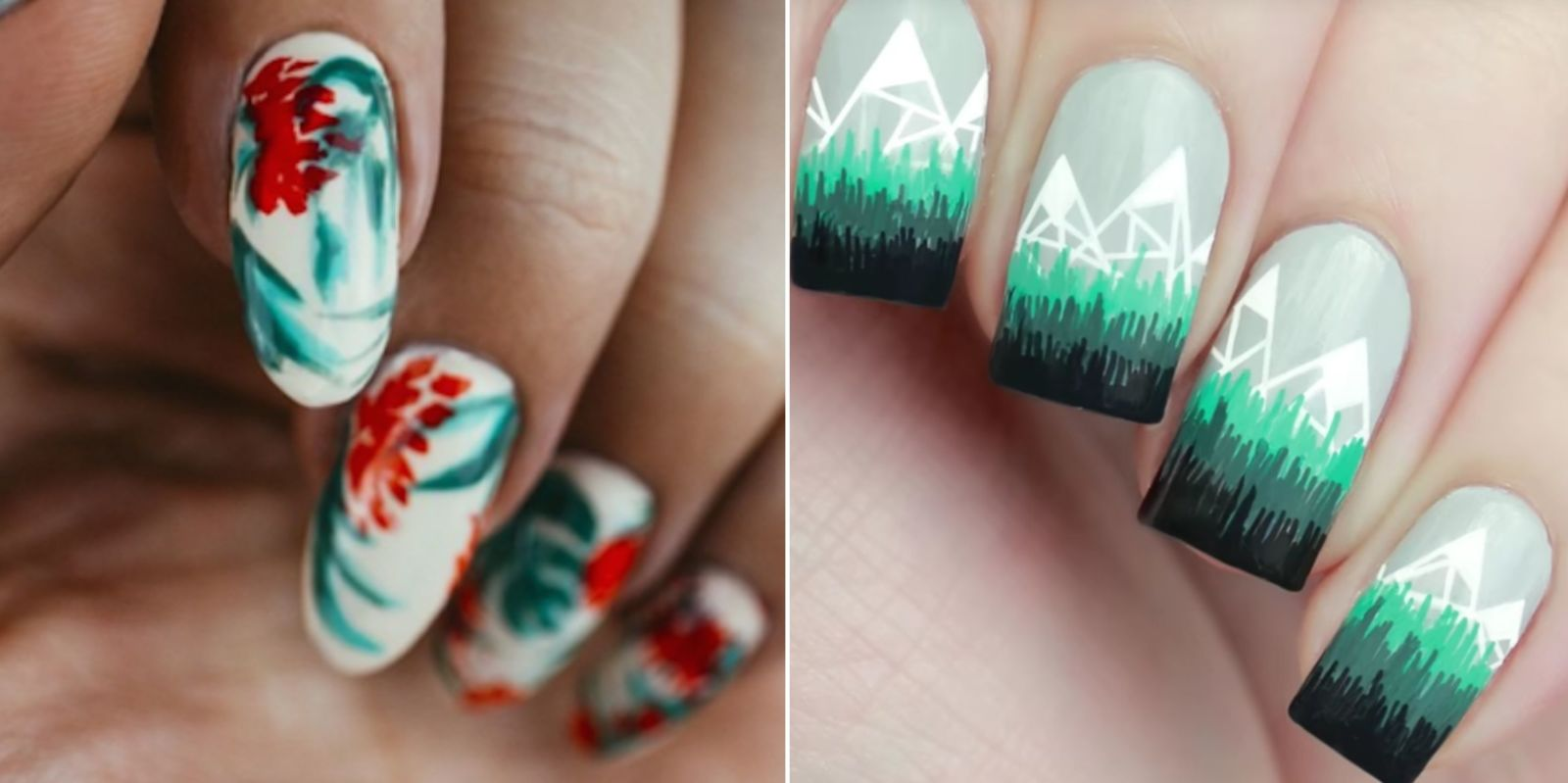 30 Festive Christmas Nail Art Ideas - Easy Designs for Holiday Nails